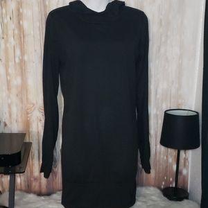 Long Sleeve Hoddie Dress